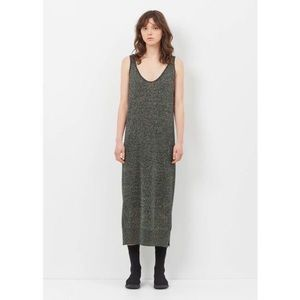 Rachel Comey Broome midi sweater tank dress